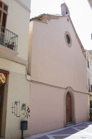 Església de Sant Sebastià de Vilanova i la Geltrú