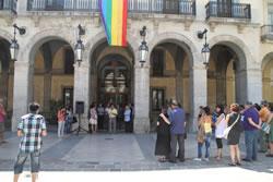 La plaça de la Vila ha acollit la lectura del manifest per commemorar aquesta diada