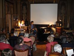 La primera edició del recital poètic va ser un èxit de públic
