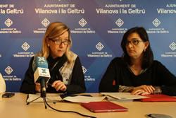 L'alcaldessa de la ciutat i la regidora d'Educació han parlat de la sentència del TSJC que afecta l'escola Sant Bonaventura