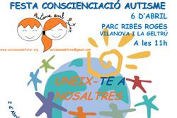 Aquest diumenge se celebra la Festa per a la Conscienciació sobre l'Autisme
