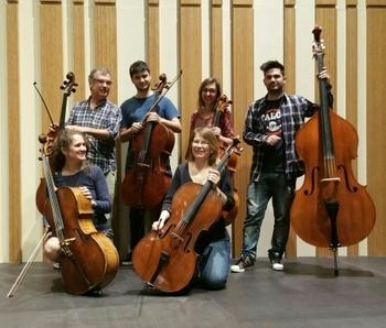 Els cellos de la Camerata Eduard Toldrà