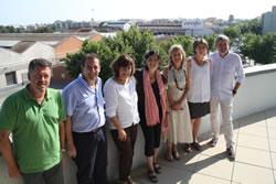 La nova formació professional dual comença el curs 2013-2014 a l'Institut Lluch i Rafecas i als taller de RENFE