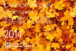 Ja és a punt la programació de la Tardor activa 2014