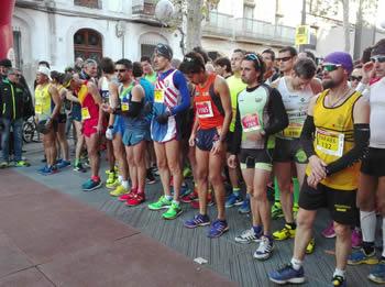 Sortida Mitja Marató 2017