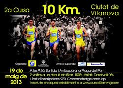 La cursa de 10km té garantit l'èxit de participació