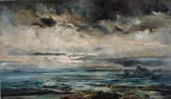 'Mar tempestuós', de Ramon Martí Alsina