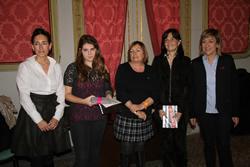 Ivet Castaño, Remei Escudero, Mari Pau Munuera, Ariadna Llorens i Neus Lloveras