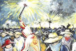 'Sota el foc de Vilanova' s'inaugura el dia 26 de juliol