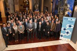 La presentació del programa aracoop es va fer al Palau de la Generalitat