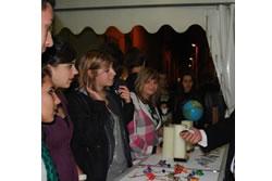 Enguany hi participaran joves d'ESO i Primària de l'Escola Pia, Sant Jordi, les Tereses i l'institut Lluch i Rafecas