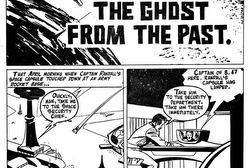 Un dels còmics il·lustrats per Joaquim Budesca