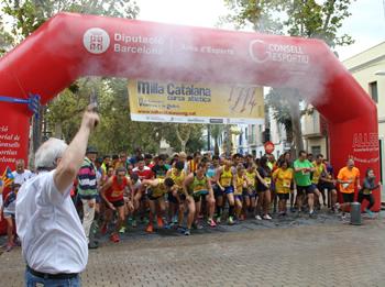Sortida Milla Catalana 2015
