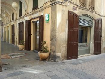 L'Oficina Municipal d'Informació al Consumidor, a la plaça de la Vila
