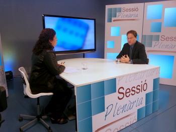 Laura Marin entrevista Miquel Àngel Gargallo