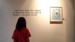 L'exposició 'Va de contes' s'allarga fins al 15 de juny