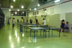 Els joves han pogut practicar diferents modalitats esportives, com el tennis taula