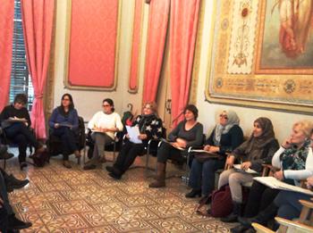 Reunió de la comissió de seguiment