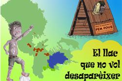 'El llac que no vol desaparèixer' , el dia 8 de novembre a la Joan Oliva