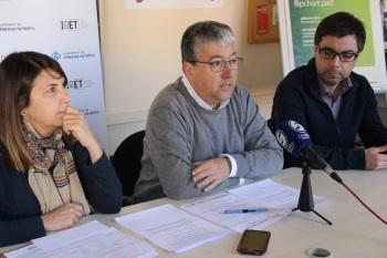 Montse Prats, Joan Martorell i Jordi Palacios