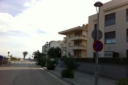 El Prat de Vilanova és una de les zones de la ciutat on s'ha fet la renovació de l'enllumenat