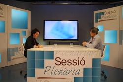 El programa s'emet avui dilluns a Canal Blau Televisió i a l'Eix Diari
