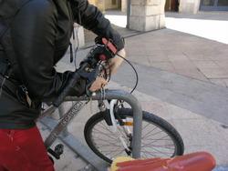 L'aparcament disposarà d'espai per a 300 bicicletes