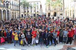 Els nens i nenes participants