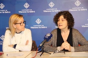 La regidora Teresa Llorens ho ha explicat en la roda de premsa posterior al Ple