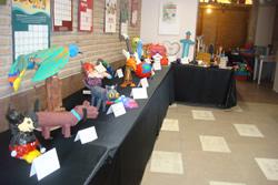 Mostra d'objectes, maig de 2013