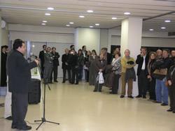 La recepció va celebrar-se al Centre Cívic La Geltrú