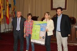 Josep Llaó, Blanca Albà, Neus Lloveras i Gerard Figueras