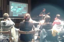 El curs d'ha fet a l'Auditori Eduard Toldrà