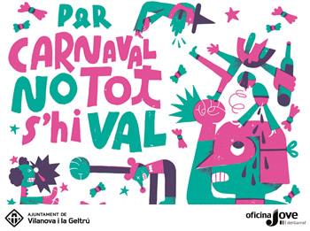 cartell carnaval joventut