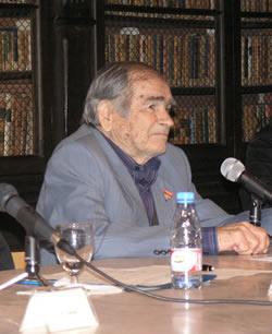 Marcel·lí Garriga, presentació del seu llibre a VNG