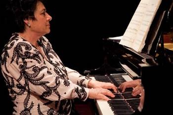 La pianista i compositora vilanovina ha estat reconeguda internacionalment amb diversos premis