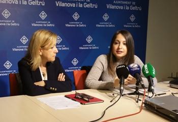 La regidora Gisela Vargas ho ha explicat en roda de premsa després del Ple