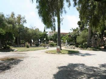 Quiosc Parc Samà