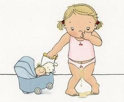 El moment de treure els bolquers genera molts dubtes entre els pares i mares