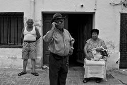'Estigma', primer premi  del fotoreportatge
