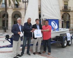 Pere Cayuela, Carles Valero, Gerard Figueras i José Manuel Pereira