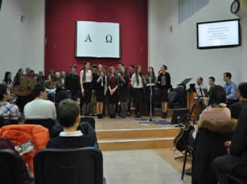 Pregària Interconfessional de la Geltrú