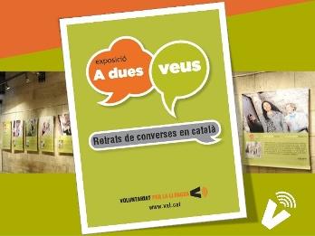 Dimecres s'inauguren els cursos de català i el Voluntariat x la Llengua a VNG