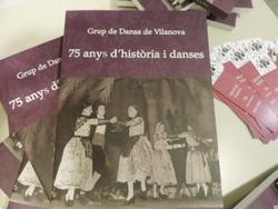 Presentació llibre Grup de Dansa petita