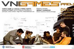 Divendres es presentaran els cinc projectes de final de cicle formatiu de videojocs i entorns virtuals