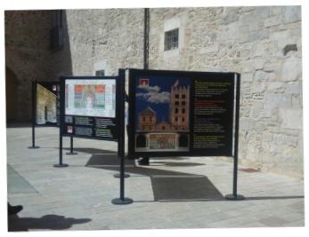 L'exposició ja es va poder veure a Girona