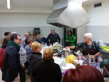 Curs de cuina al Centre Cívic Geltrú
