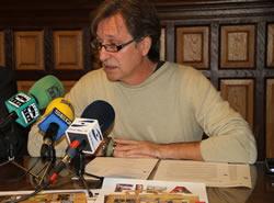 Tomàs Álvaro ha exposat les principals dades de la 20ª fira