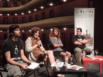 La roda de premsa de presentació s'ha fet al Teatre Principal, on es farà el concert d'obertura