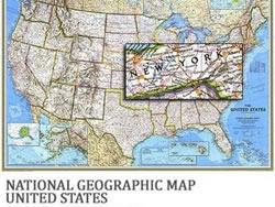 La cartogràfia és un tret característic d'aquesta publicació
